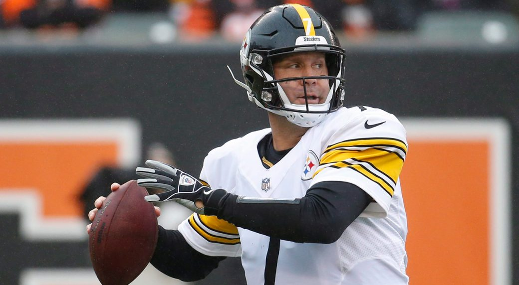 34cbee3ee Steelers sign QB Ben Roethlisberger to 2-year extension. Pittsburgh ...