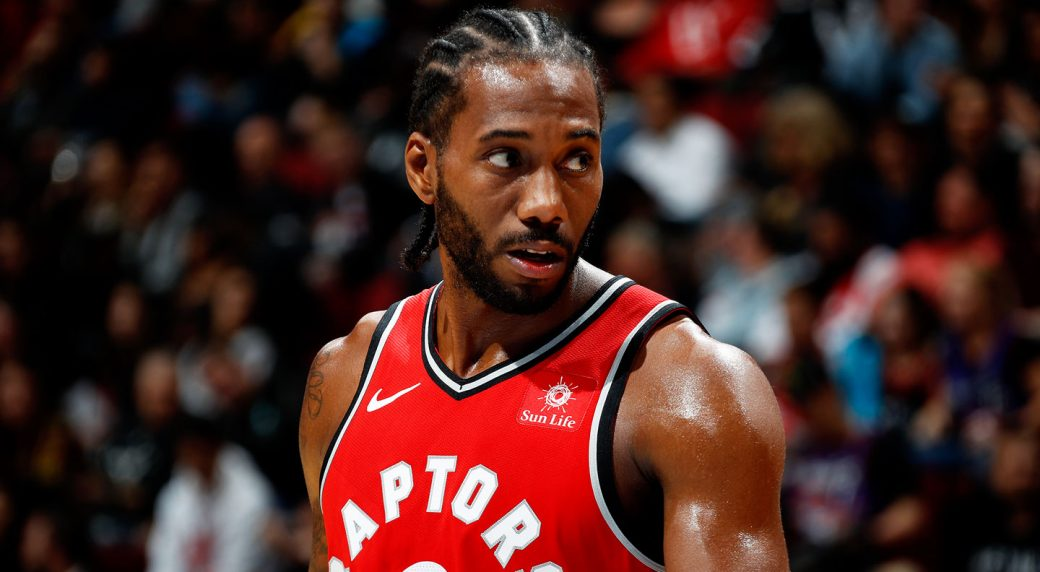 Report  Raptors  Kawhi Leonard signs multi-year deal with New Balance aa4616012