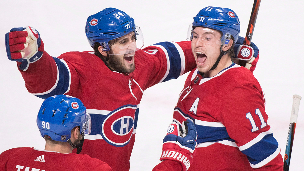 Canadiens focused on turning hot start into a winning culture