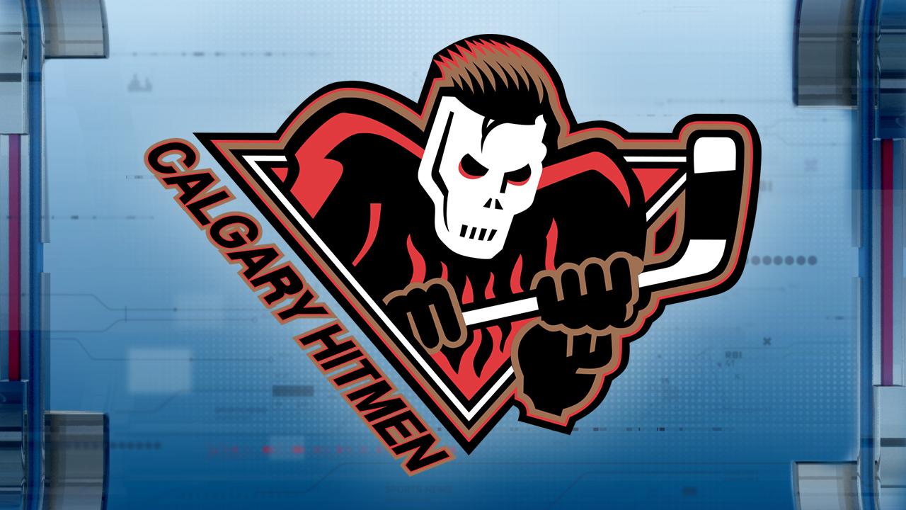 Calgary Hitmen Radio Logo Image