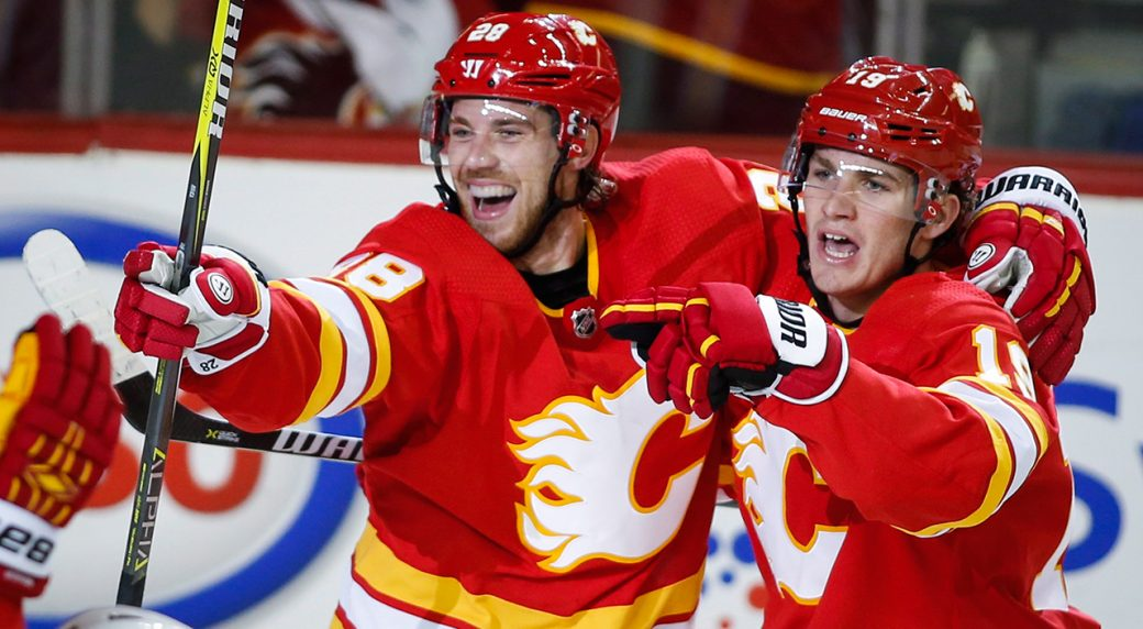 Analyzing the early returns of the Flames-Hurricanes blockbuster ... afdcf480b