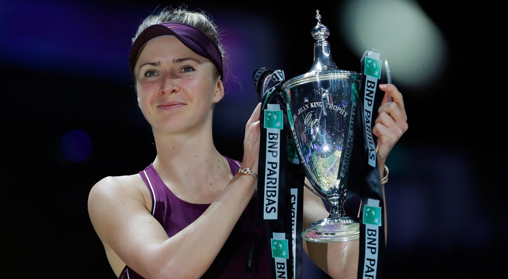 Elina Svitolina beat Sloane Stephens to win WTA Finals trophy ... 7b6710a247a