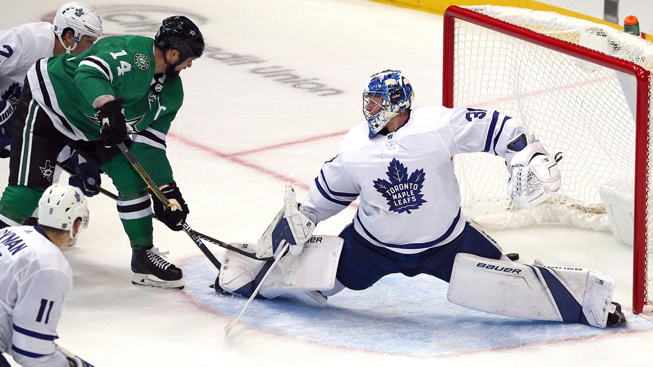 Maple Leafs unsure if Frederik Andersen can start vs. Penguins