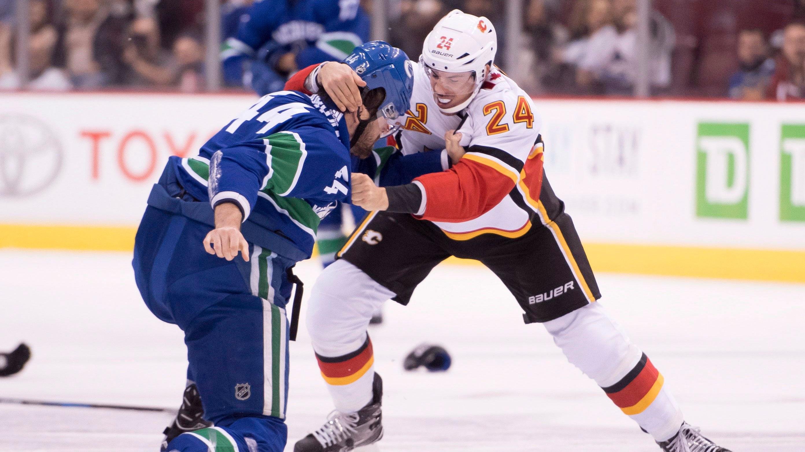 Hamonic Incident Shows Hockey World Still Divided On Fighting's Role