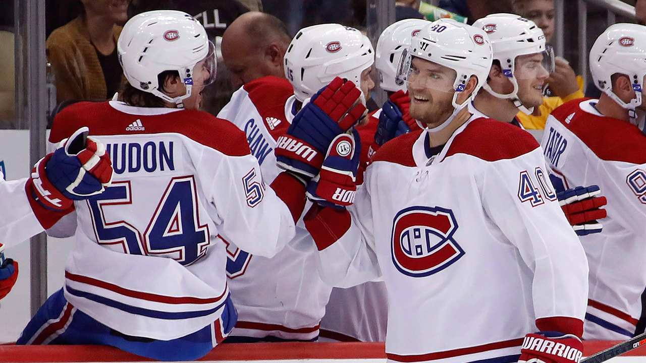 5fad1ee4358 Canadiens  power play hurt by lack of pure shooters - Sportsnet.ca