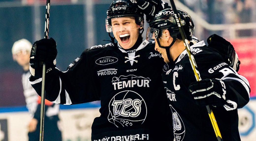 LIIGA: Prospect Of Interest: Finnish Playmaker Kaapo Kakko