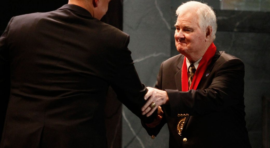Tex Winter Passes Away At Age 96