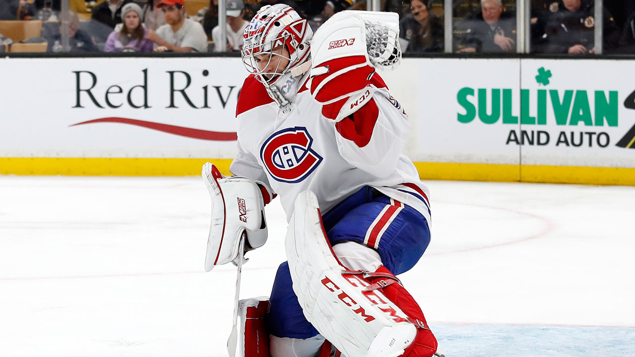 Carey Price's latest injury stirs panic amongst Canadiens fans - Sportsnet.ca
