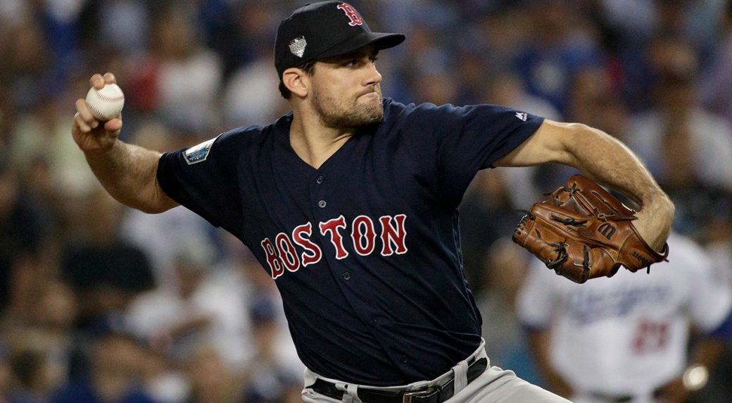 Red Sox sign right-hander Nathan Eovaldi to four-year deal ... cafcc3c2f4c