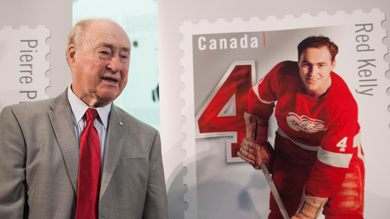 21eaf60719f Red Wings to retire Hall of Famer Red Kelly s No. 4 in February ...