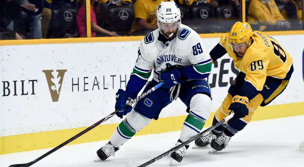 AHL: Sam Gagner On Second Demotion By Canucks - 'It's Hard To Take'