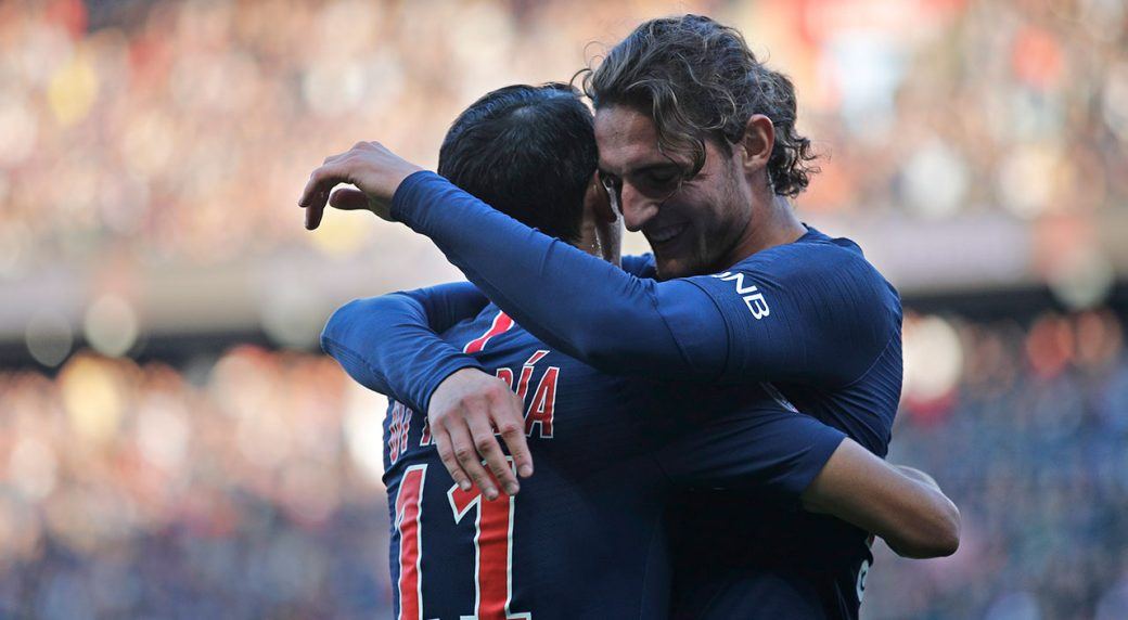 Without Neymar French Leader Psg Routs Amiens