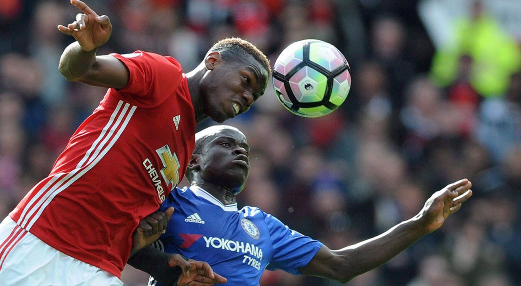 Mourinho melee as United concedes late, draws 2-2 at Chelsea