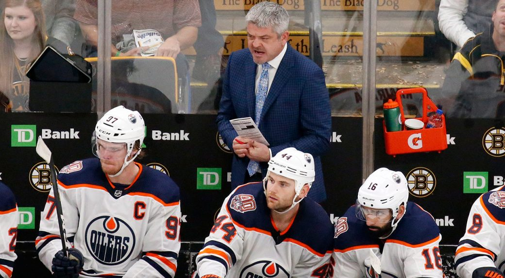 9d85a0d13 NHL Power Rankings  How Hot Is Your Coach s Seat  Edition - Sportsnet.ca