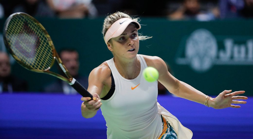 Svitolina and Pliskova win opening matches at WTA Finals - Sportsnet.ca 54a6f79ffd5