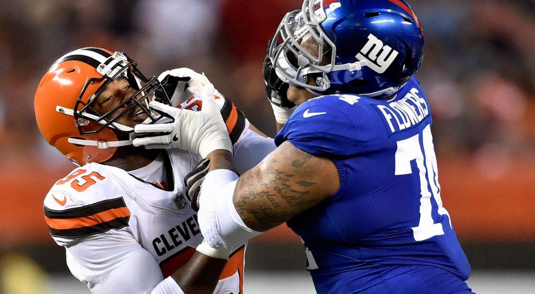 63eb3c734 Jaguars sign former Giants first-round OT Ereck Flowers - Sportsnet.ca