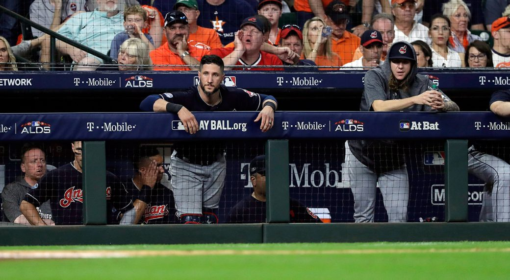 Red Sox ALCS unexpected heroics being supplied by Jackie Bradley, Nathan Eovaldi