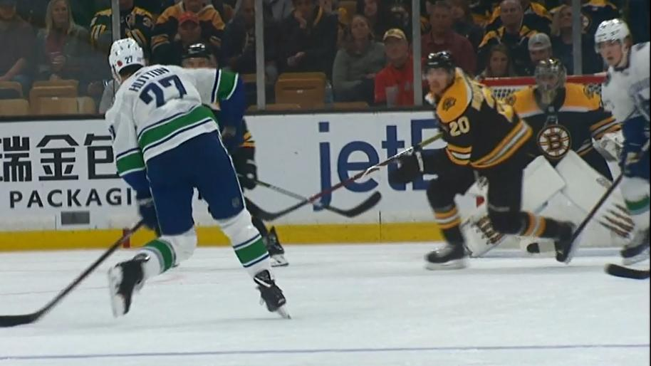 Eight IS Enough. Canucks Crush Bruins In Beantown