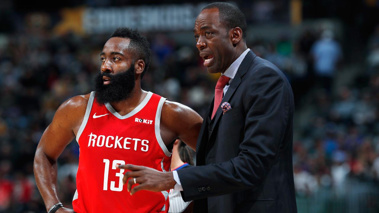 Harden helps Rockets hand Nuggets 4th straight loss