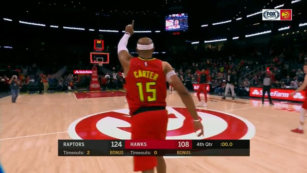 Vince Carter joins 25k club with buzzer-beating dunk - Sportsnet.ca 1bb496fa9