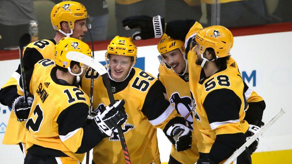 Jake Guentzel's Hat Trick Pushes Penguins Past Blue Jackets