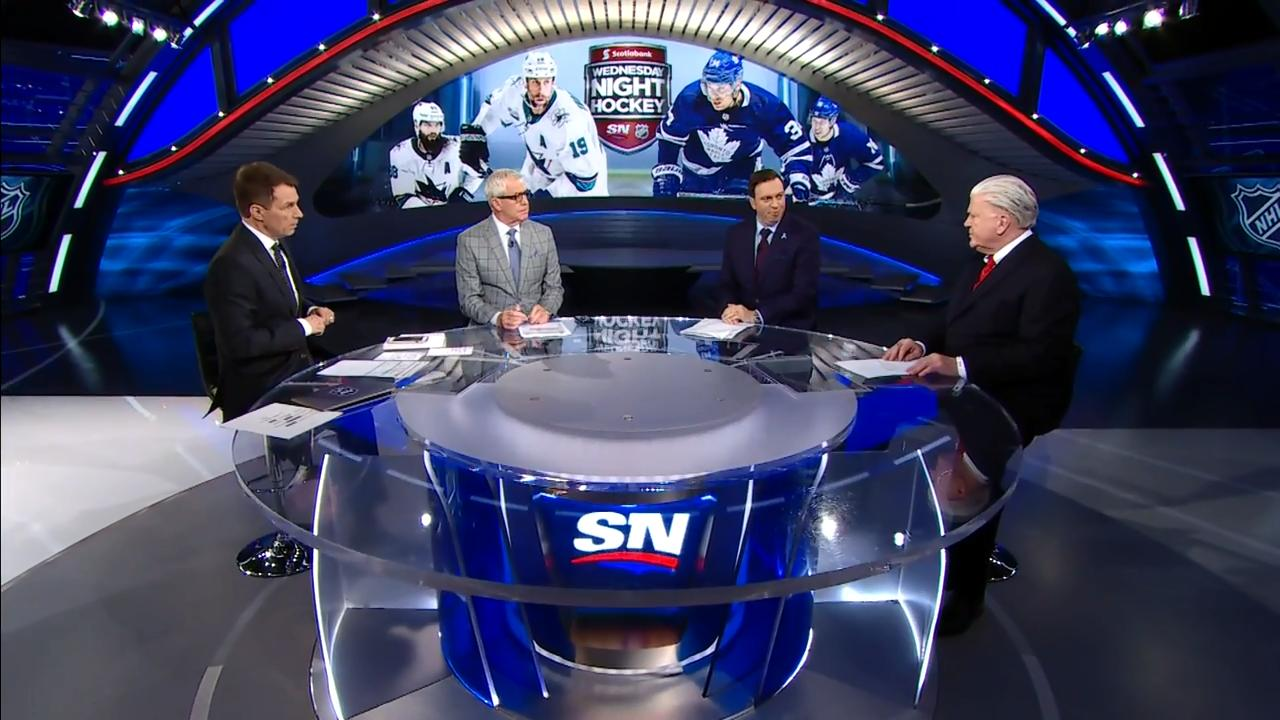 Burke wants penalties for open bench doors during play - Sportsnet.ca
