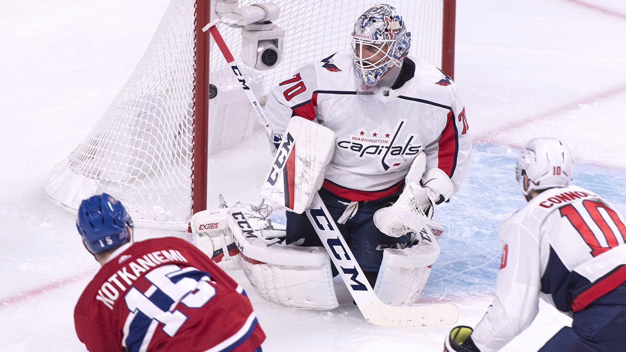Kotkaniemi scores first two NHL goals as Habs beat Capitals ... 21be6ae9569