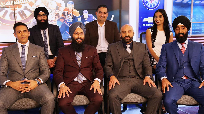 BOBBI: Punjabi guys are players