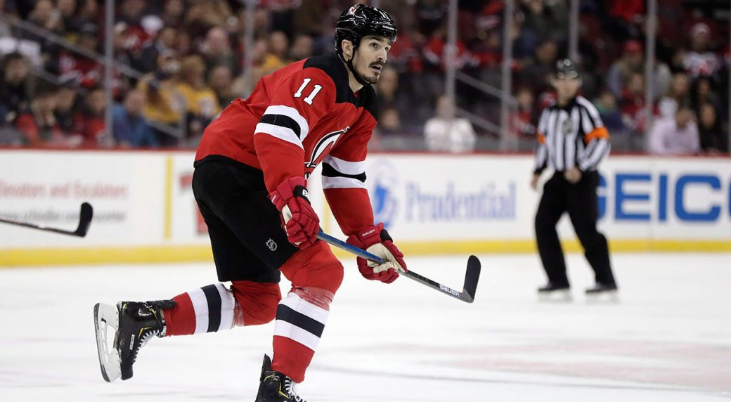 c1d154419d6 Predators acquire Brian Boyle from Devils for draft pick - Sportsnet.ca