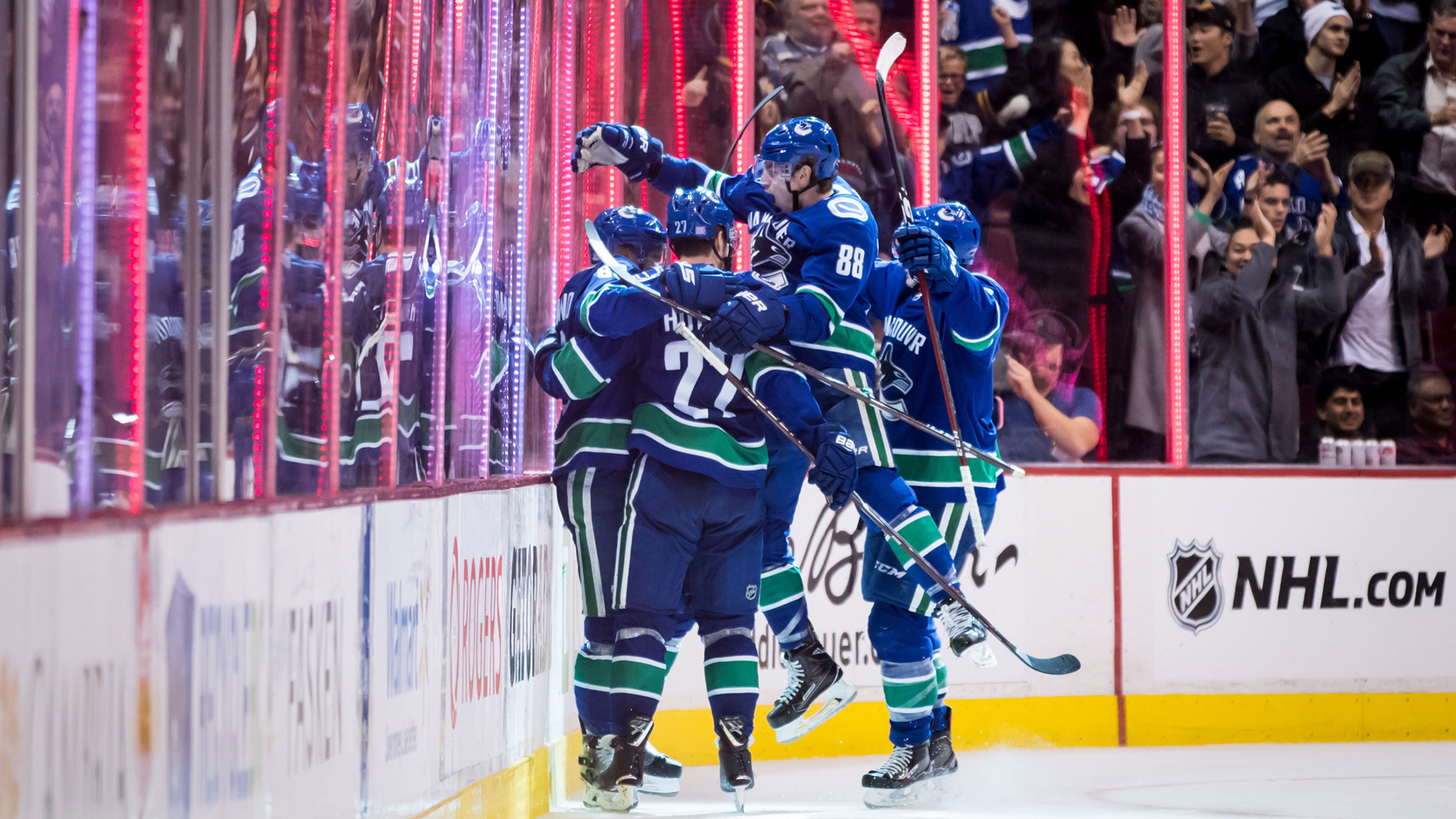 Canucks Get Glimpse Of Future As Sedin-like Pettersson, Boeser Dominate
