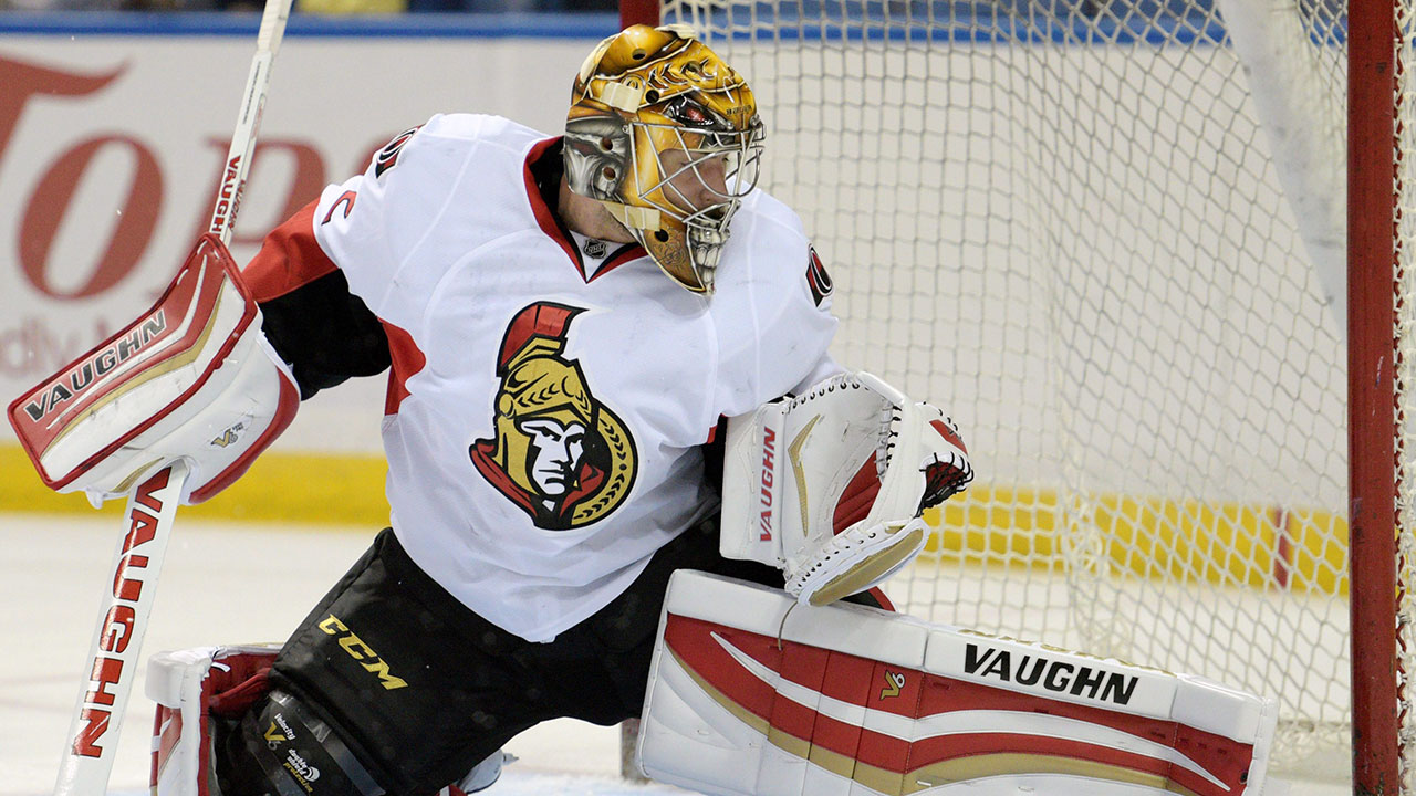 Senators still looking to find franchise goalie in the draft ... 2bb42d472