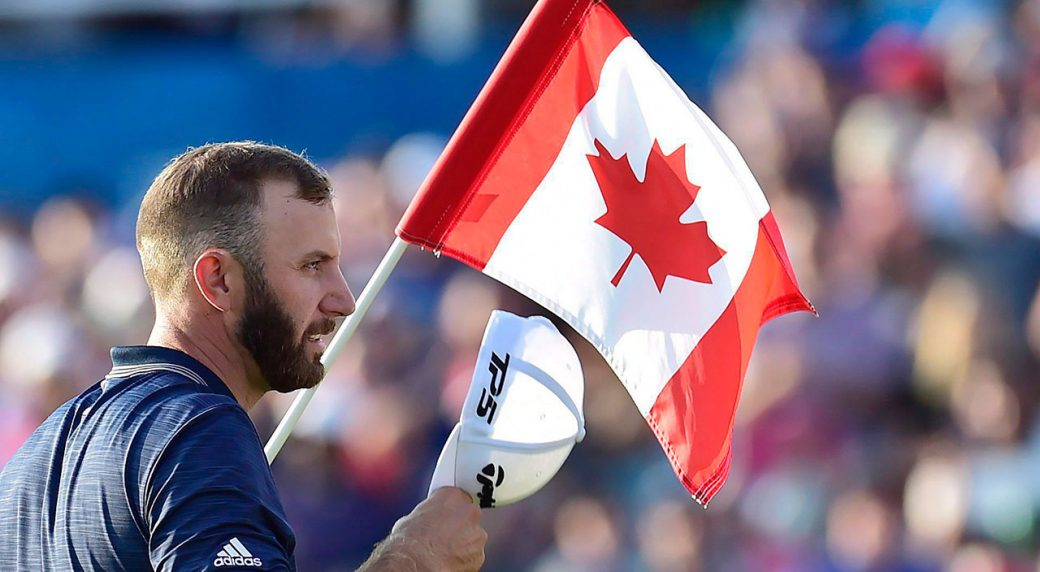 Golf-Dustin-Johnson-Canadian-Open