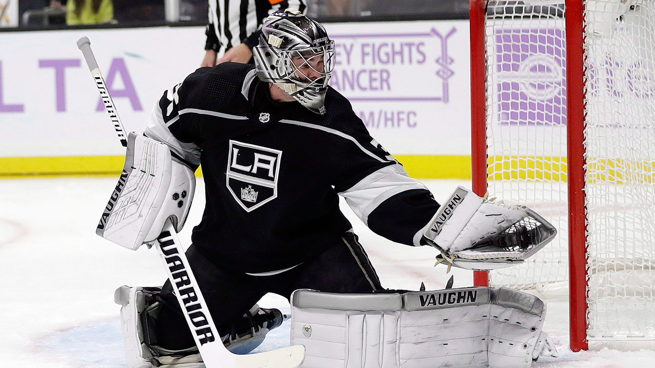 A New Reign. Kings' Lose Campbell 4-6 Weeks, Call Up Peterson From Ontario