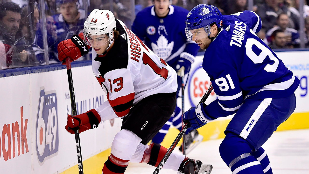 Maple Leafs rely on balanced scoring to dump Devils - Sportsnet.ca 2a5c0c5db