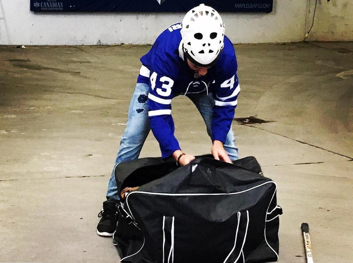 Eric lindros celebrity hockey classic 2019