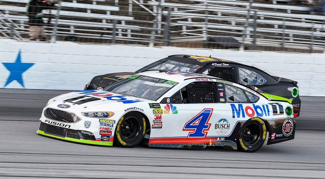 Kevin Harvick Shakes Off Cheating Scandal To Win Pole At Phoenix