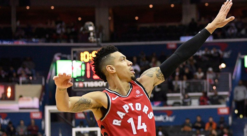 Image result for danny green raptors picture
