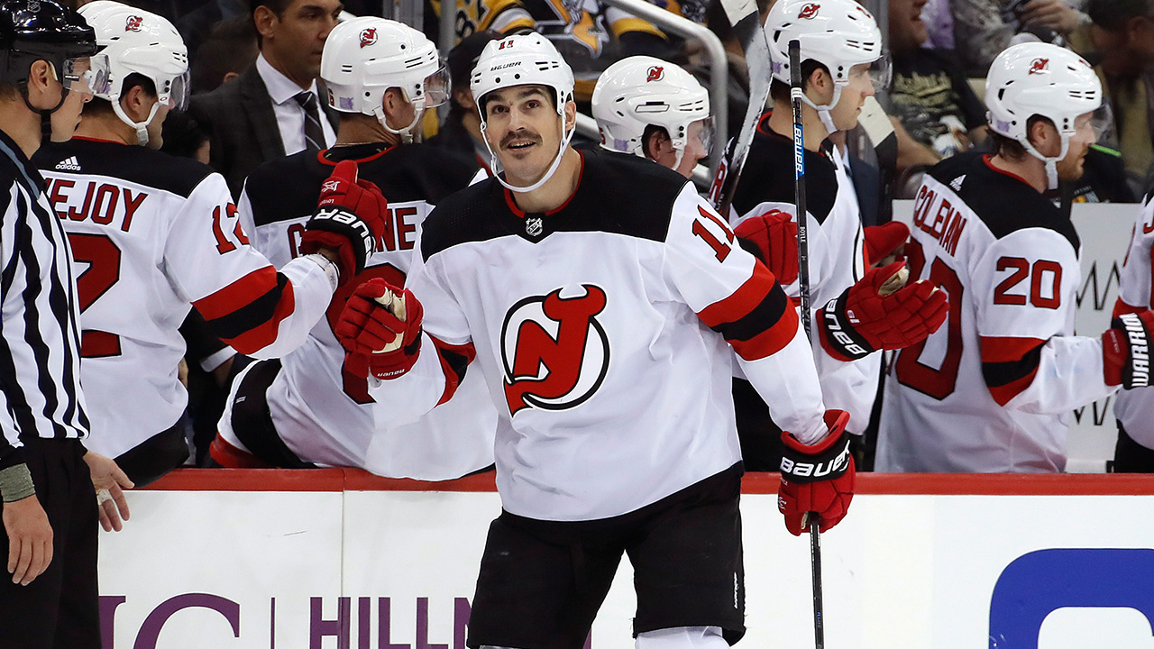 6d339ab3c6b 4 things we learned in the NHL: Boyle scores hat trick to remember -  Sportsnet.ca