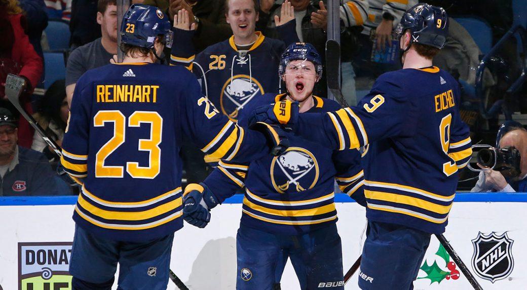 5 things we learned in the NHL  Sabres keep winning streak alive ... 5b3f4b771