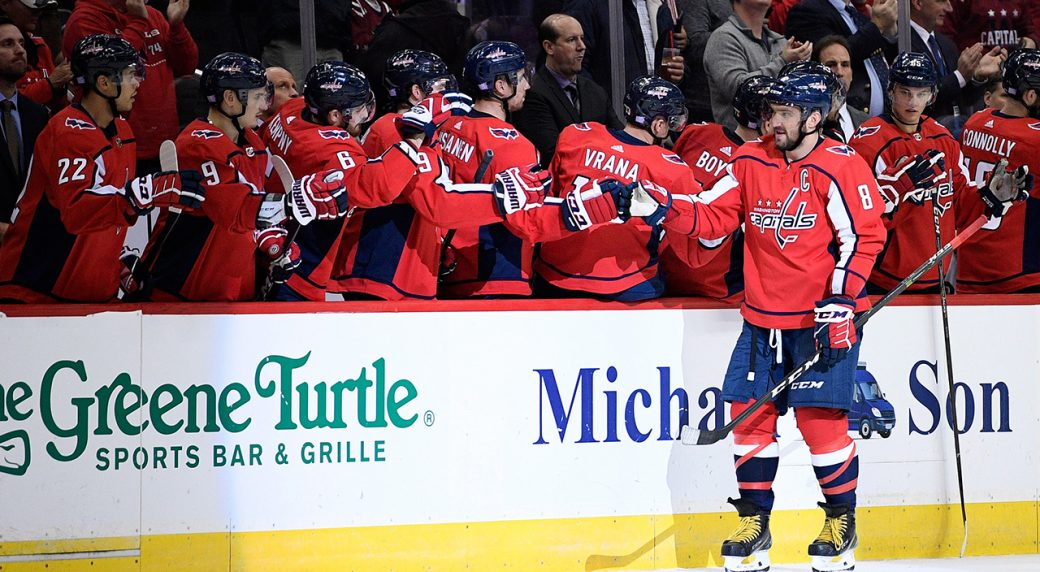 Ovechkin s goal helps Capitals beat Oilers to snap 2-game skid ... 7b5f99363
