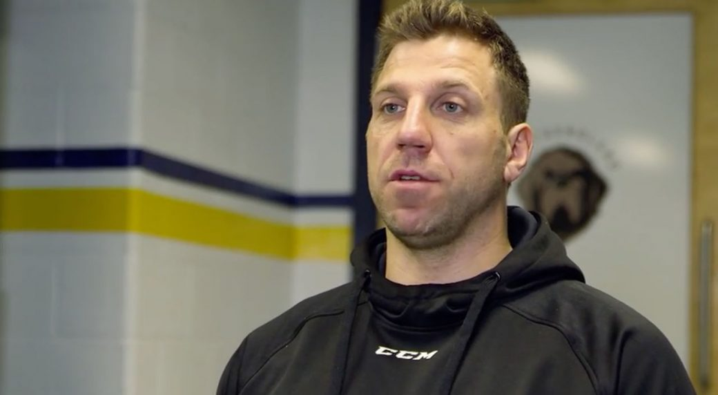ECHL: Growlers Coach Ryane Clowe Out Indefinitely For 'medical Reasons'