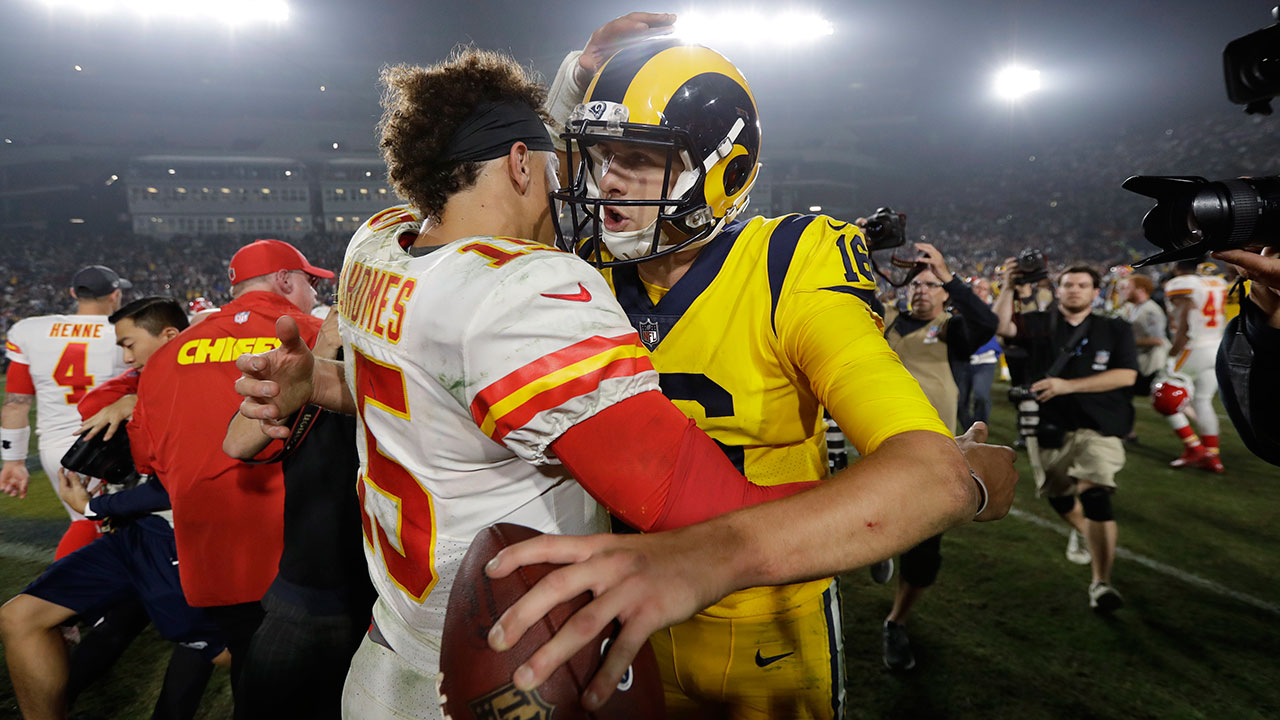 Rams News Now >> Rams Outlast Chiefs In High Octane Offensive Showcase Fresh News Now