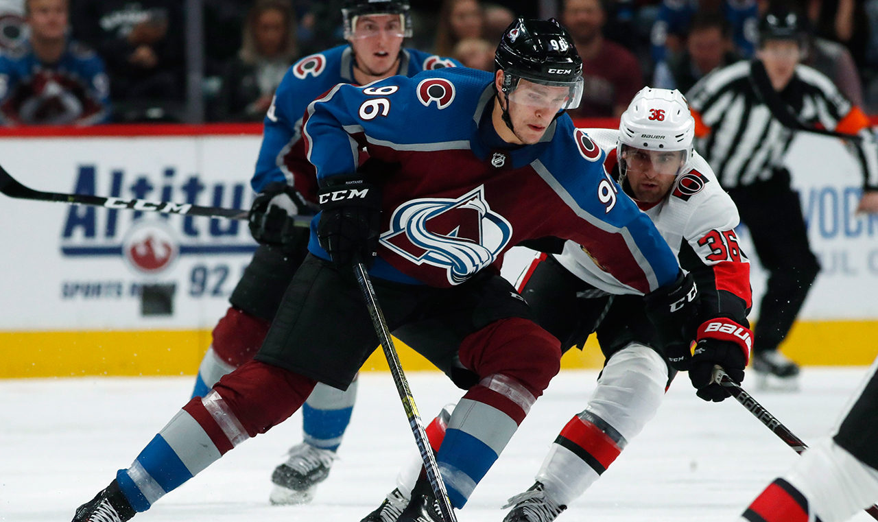 Avalanche s Rantanen far from just a passenger on one of NHL s best lines 7d02d3c55