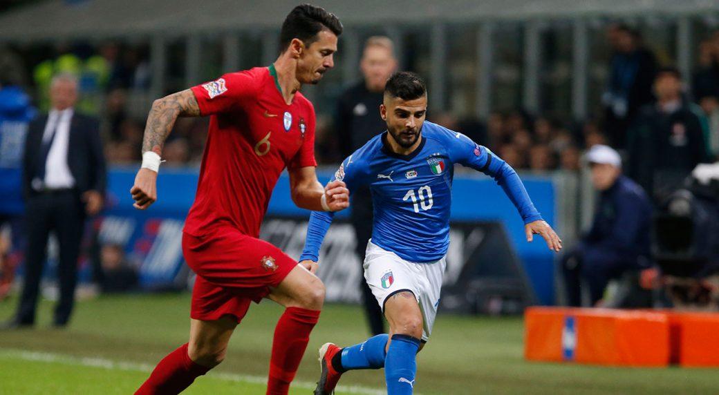 Portugal Vs Italien