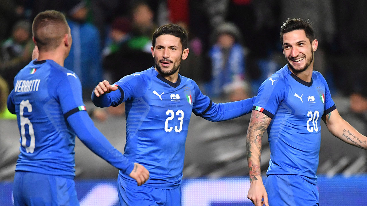 Italy nets stoppage time goal to beat United States