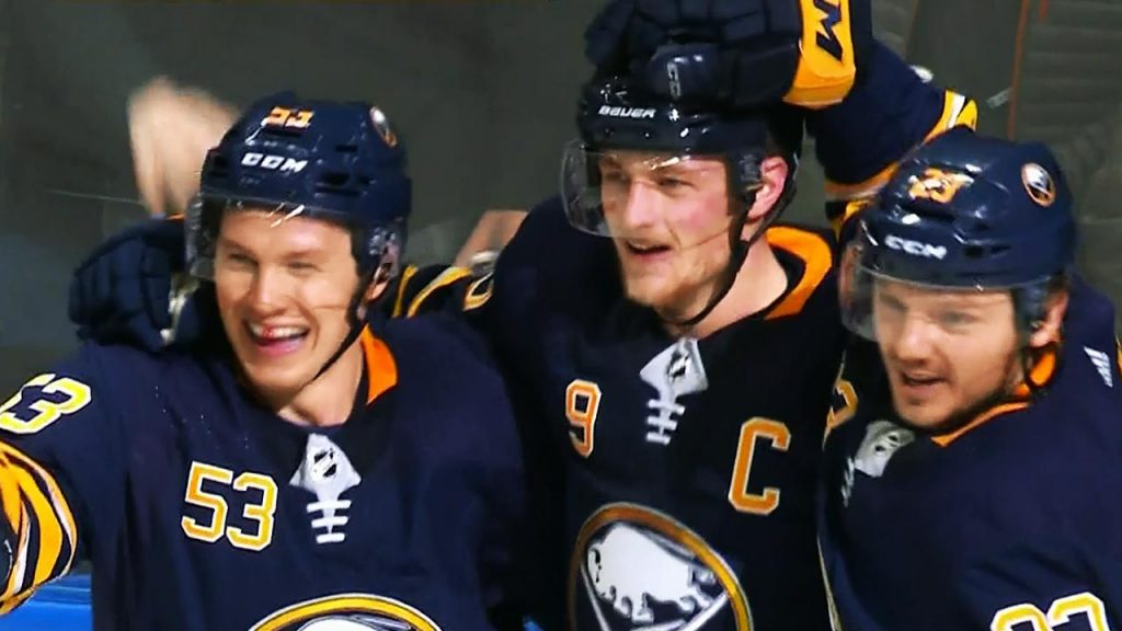 7fb3a8f74 Maple Leafs, Matthews rise to the occasion against Sabres, Eichel -  Sportsnet.ca