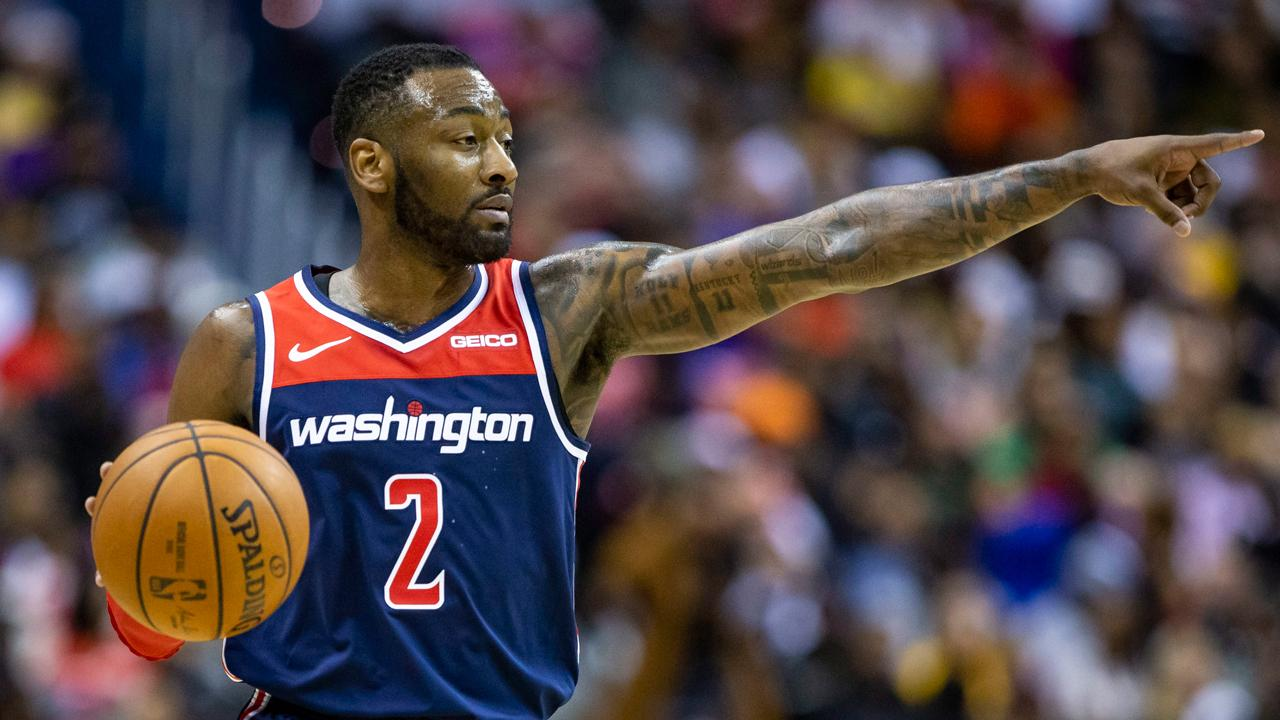 Wall scores 40 to get Wizards over LeBron and Lakers