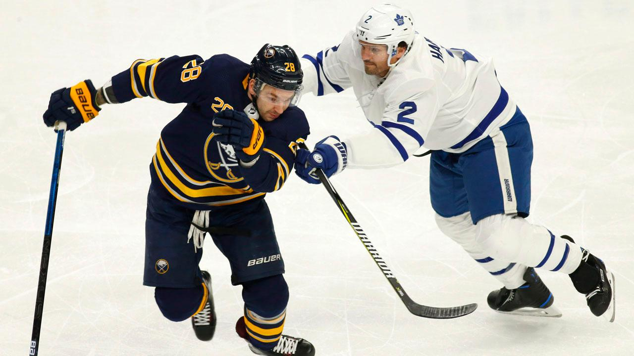 Sabres, Maple Leafs could be great rivalry for next 10 years