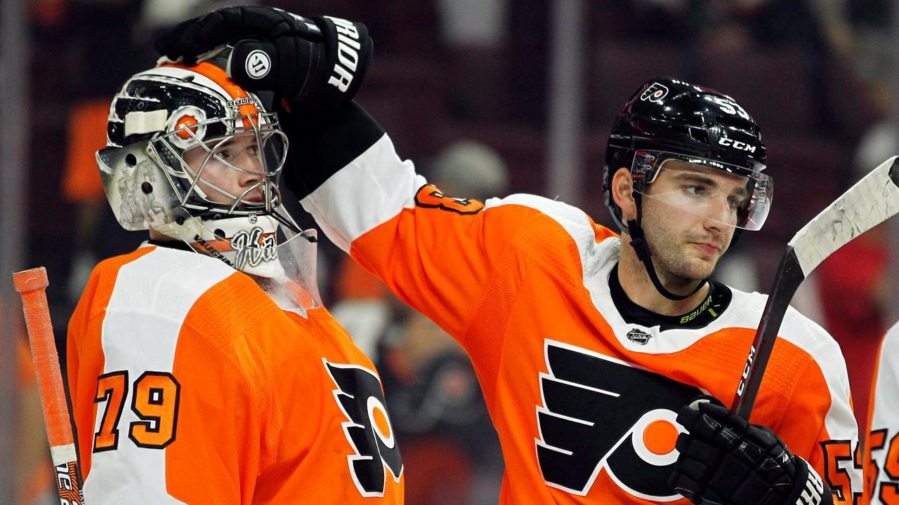Can Carter Hart put an end to Flyers goaltending carousel?
