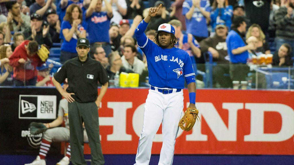 What are realistic expectations for Vlad Jr. & Jays in 2019?